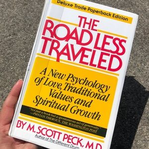 Other - The Road Less Traveled Book